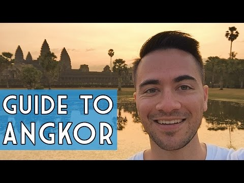 Guide to Visiting ANGKOR WAT // Siem Reap, Cambodia