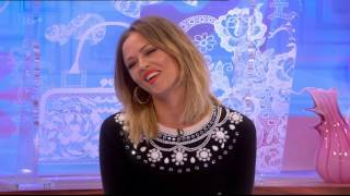 Kimberley Walsh - Interview - Loose Women - 7th Febuary 2013