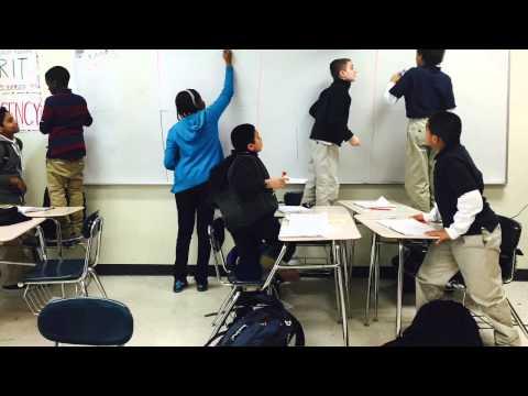James Martin Middle School Pride Cam Newton Contest