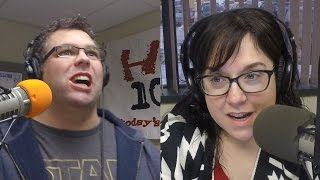 Crack the Cupboard Trivia: Andy and Tasha Eat Hot Jelly Hearts