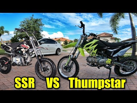 SSR VS THUMPSTAR! Which One Is Better?