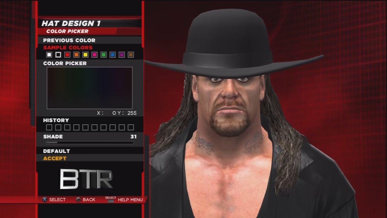 Undertaker Hat In Ring