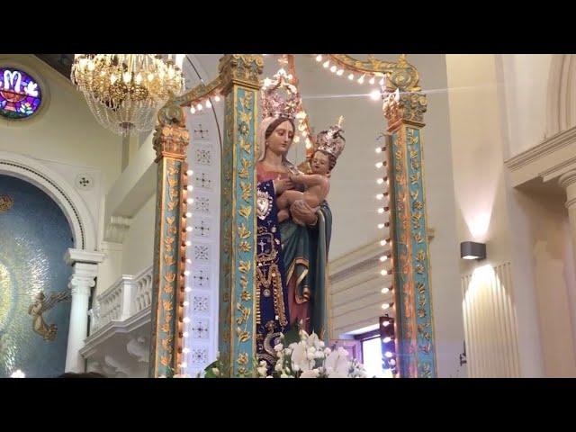 DIRETTA: Solennità Madonna delle Grazie 2020 - Messa prefestiva del Sabato
