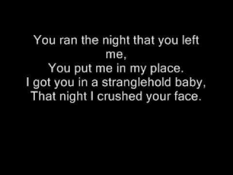 Ted Nugent-Stranglehold Lyrics