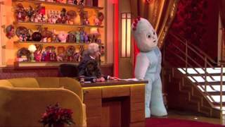Igglepiggle in Paul O'Grady Show