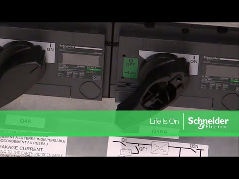 Starting Up the MGE Galaxy 5000 UPS | Schneider Electric Support