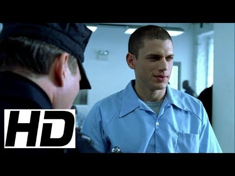 Prison Break Season 1 (2005-2017) - Michael Arrives at Fox River (HD)
