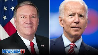 Pompeo is worried about Middle East peace under Biden | EXCLUSIVE