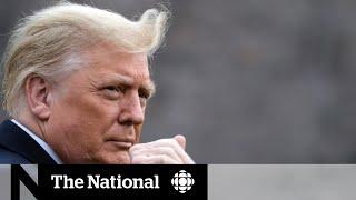 Trump signs COVID-19 reĮief bill, extending benefits for millions