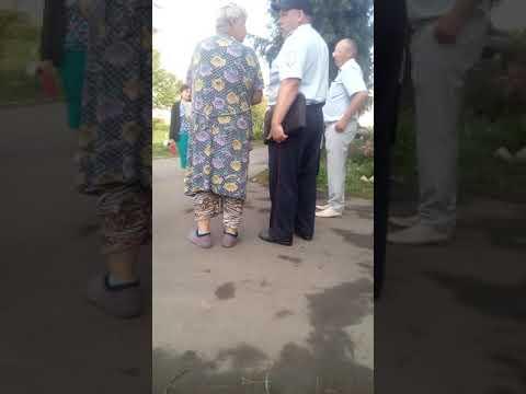 Жители г.Наволоки против ВКХ