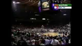 1995 NBA Playoffs ECSF Game 7 - Pacers & Knicks Intros