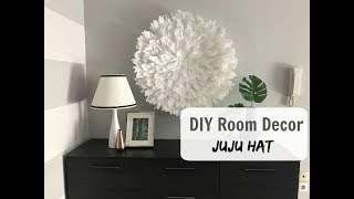 DIY Juju Hat | Outstanding Wall Decor