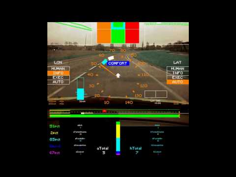 2009-Autonomous driving, lane change and trajectory planning IFSTTAR LIVIC