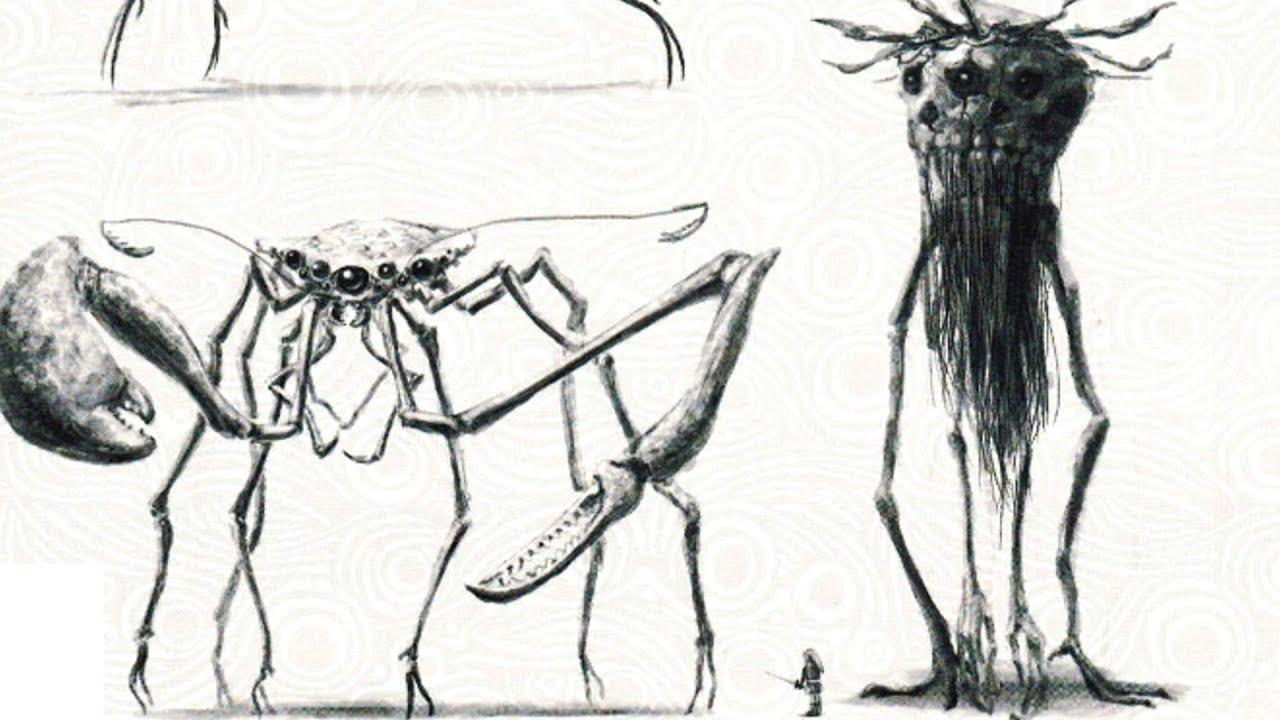 Concept Art Ganondorf Breath Of The Wild