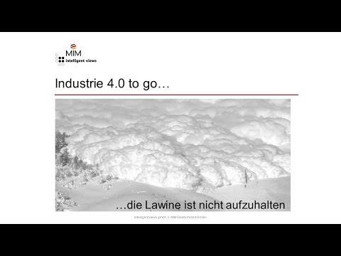 "Webinar ""Industrie 4.0 to go..."""