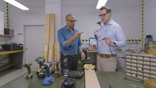 Power Drill Challenge (Teaser) | Consumer Reports