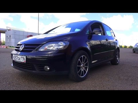 2007 Volkswagen Golf Plus 1.4 TSI. Start Up, Engine, and In Depth Tour.
