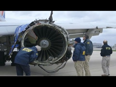 FAA orders emergency inspection of hundreds of engines