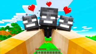 Adopting BABY MOBS In Minecraft!