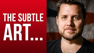 MARK MANSON - THE SUBTLE ART OF NOT GIVING A F*CK: A Counterintuitive Approach to Living a Good Life