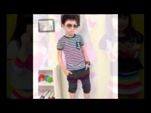 baju anak model korea