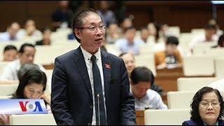 ĐBQH: 'Lò chống tham nhũng' của Việt Nam chưa cháy