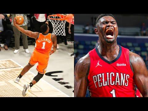Zion Williamson's Most UNREAL NBA Plays !