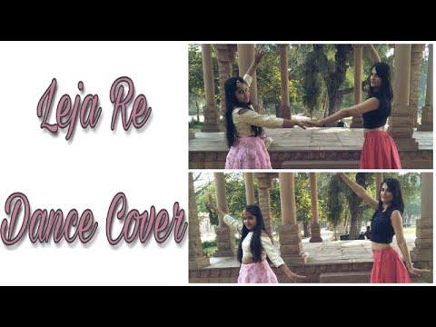 Leja Re  Dhvani Bhanushali  Easy Choreography  Divya Hotchandani