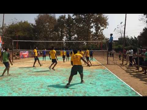 Budhapal volly ball tournament 2017