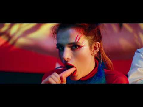 Borgore feat Bella Thorne - Salad Dressing [Official Music Video]
