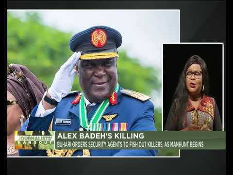 JH 20th Dec., 2018 | Alex Badeh's Killing