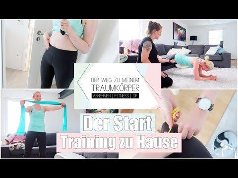 Mein Workout | Abnehmen & Fit werden| Ergebnis nach 2 Wochen | - 3kg | Isabeau