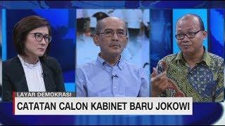Catatan Para Ahli untuk Kabinet Baru Jokowi #LayarDemokrasi