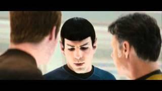 Star Trek 2 Chekhov pa anncmnt to debris field