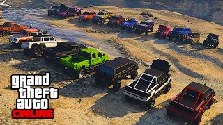REDNECK 4X4 TRUCK SHOW/CONTEST! || GTA 5 Online || PC(This is our 4th Car Show/Contest, and this time we're using good ol' redneck trucks! Please vote for the winner in the comments! The winner will be announced ..., 2016-03-16T16:00:03.000Z)