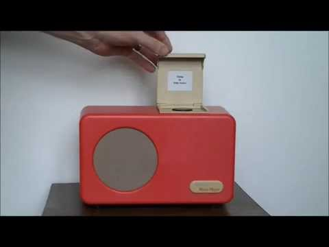 Using the Simple Music Player for Dementia