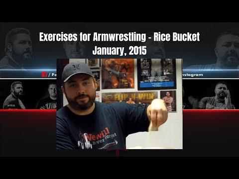 rice-bucket---armwrestling-exercises