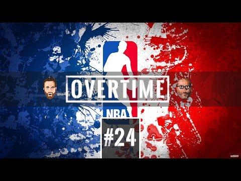 La NBA à Paris : doux rêve ou possible réalité ? Overtime de l'Apéro TrashTalk