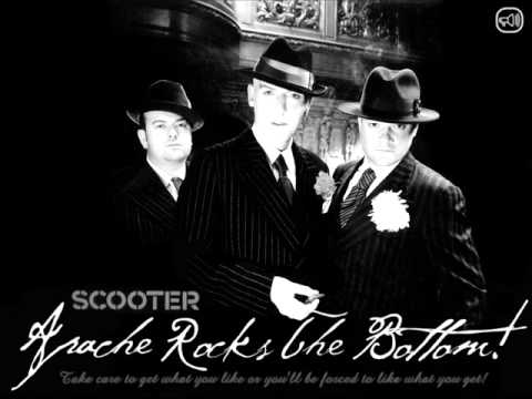 Scooter  Apache Rocks The Bottom!  (Extended Mix)