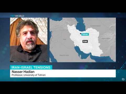 Interview with Nasser Hadian from University of Tehran on Iran-Israel relations