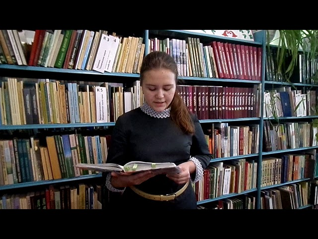 Изображение предпросмотра прочтения – ЕкатеринаКрупская читает произведение «Листья (Пусть сосны иели…)» Ф.И.Тютчева