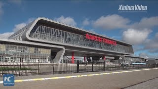 Chinese-built Mombasa-Nairobi railway gaining popularity in Kenya
