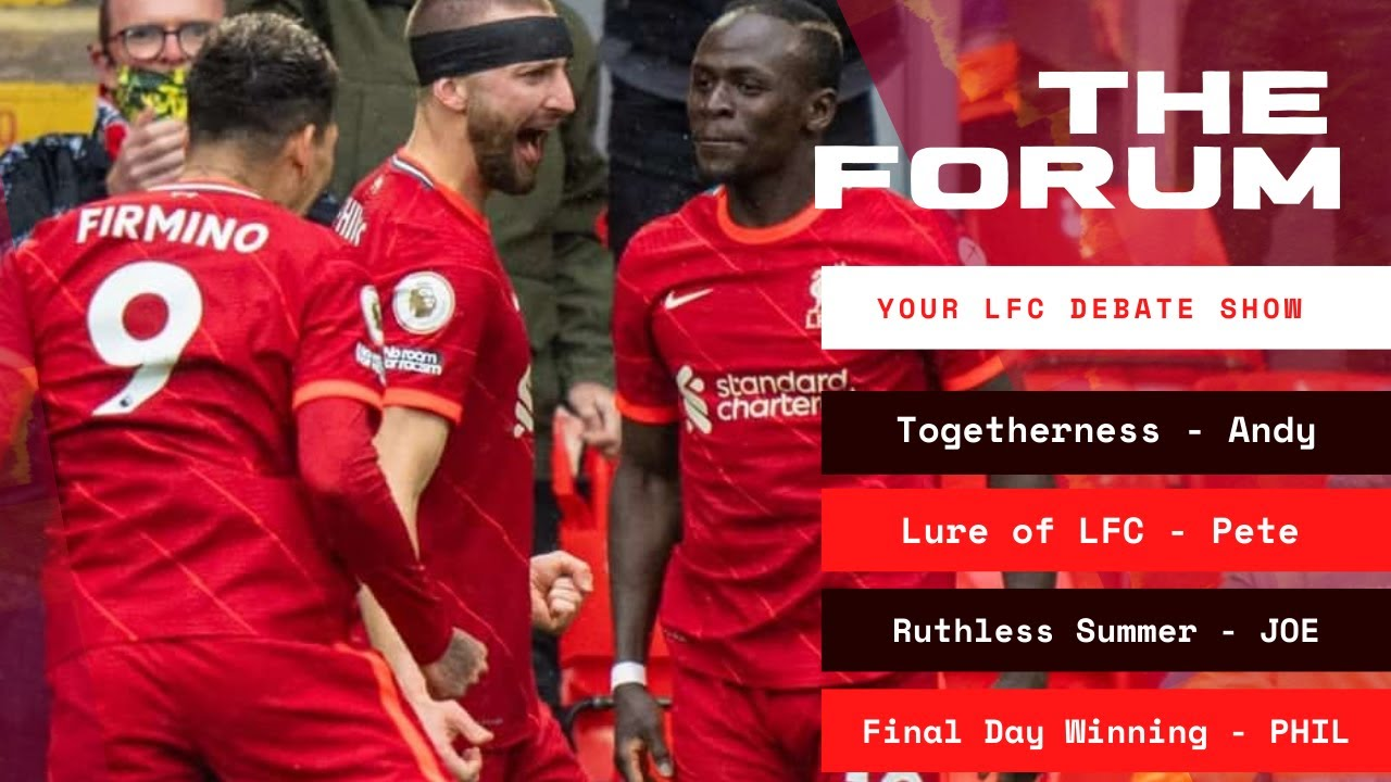 Download Liverpool Are Back | Top 4 Achieved | The Forum