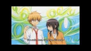 Kaichou Wa Maid Sama   Everytime We Touch [AMV]