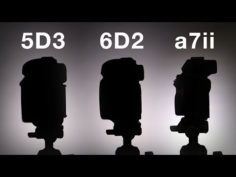Camera Comparison: What's the Best Full Frame Camera Under $2000? 5DIII vs. 6DII vs. a7II