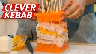 Does the Clever Kebab Actually Help Make Skewers Faster? — The Kitchen Gadget Test Show