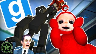 Things Are About to Get Interesting - Gmod: TTT