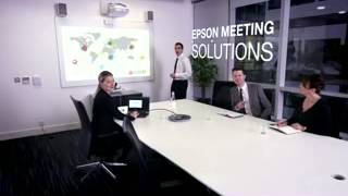 Epson Software Corporate Advertisement