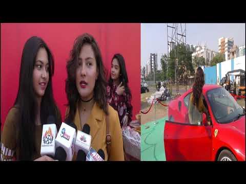 Abu Dhabi Week starts in Mumbai. 2 .Tv celebs attended opening of Abu Dhabi Week.