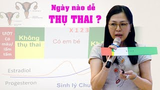 Cách nhận biết ngày dễ Thụ Thai - Phương pháp Billings - Bác sĩ Tuyết Minh